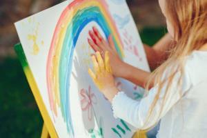 تفسیر نقاشی کودکان و رمزگشایی آن