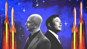 مهندس نابغه و رهبر کارکشته؛ ماسک و بزوس چطور مسیر صنعت فضا را تعیین میکنند؟