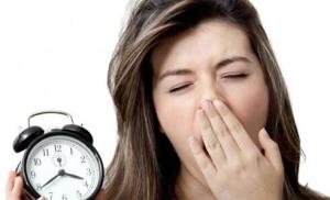 عادت ها و عواملی که باعث می شود صبح ها سخت بیدار شوید