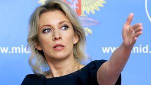 زاخارووا: اقدام اروپا در تحریم روسیه بواسطه موضوع ناوالنی یک سیرک بود