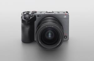دوربین سونی FX3 رونمایی شد