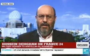 پاسخ مشاور نظامی رهبر انقلاب به شبکه فرانسوی