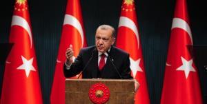 اردوغان: کشورهای حامی تروریسم در سیاهچاله تاریخ گم میشوند