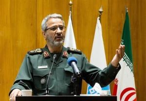 سردار غیبپرور: هر تهدید امنیتی را بهشدت پاسخ میدهیم