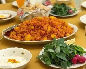 استانبولی پلو غذای سریع برای آخر هفته خانوادگی