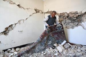 آمار مصدومان زمین لرزه امروز در سی سخت