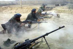 کشته شدن 57 عضو طالبان در حملات ارتش افغانستان
