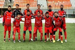 تیم فوتبال سردار بوکان از جام حذفی کشور کنار رفت