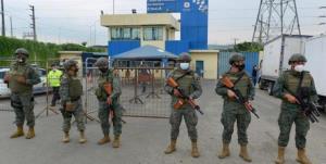 شمار تلفات شورش در زندانهای اکوادور به ۷۵ نفر رسید