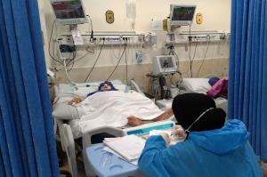 آمار بیماران سرپایی کرونا، ۱۰ برابر بیماران بستری