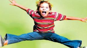 چند راهکار برای درمان بیشفعالی کودکان
