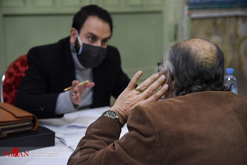 عکس/ حل مشکلات قضایی مردم در چهارشنبههای جهادی