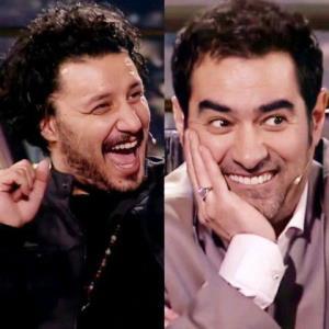 خاطرات مشترک شهاب حسینی و جواد عزتی در صحنه فیلمبرداری