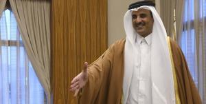 امیر کویت برای همتای قطری نامه فرستاد