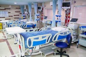 اضافه شدن ۱۵ هزار تخت به بیمارستانهای کشور