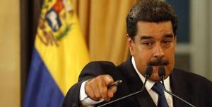 مادورو: اروپا تحریم را کنار نگذارد مذاکره نخواهیم کرد