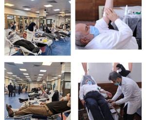 پایگاه انتقال خون کرمان امروز و فردا فعال است