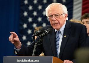 سندرز اسرائیل را به باد انتقاد گرفت