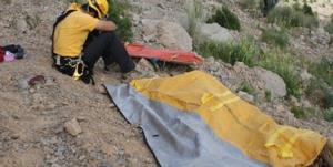 سقوط مرگبار زن 35 ساله از کوه در «مهران»