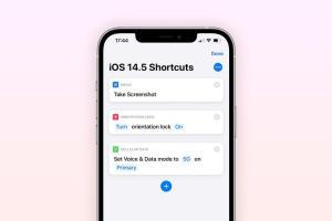 بتای iOS 14.5 تغییراتی در اپلیکیشن Shortcuts اعمال میکند