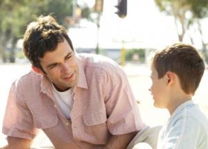 جملاتی که نباید به پسر بچه ها گفت!
