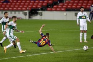 آمار عجیب بارسا مقابل الچهایها؛ بارسلونا ۳۶-۰ الچه!