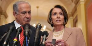 پلوسی به نتانیاهو: پیوند واشنگتن و تلآویو ناگسستنی است