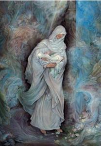 سبک زندگی بانویی که حضرت محمد (ص) و امام علی (ع) در دامنش بزرگ شدند