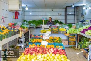 عکس/ اعلام قیمت میوه و تره بار در بازار امروز اصفهان