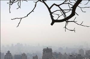 هوای اصفهان در وضعیت ناسالم است