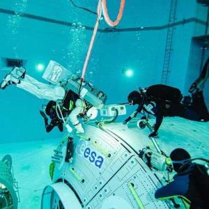 عکس روز آژانس فضایی اروپا