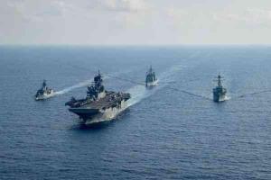 بیانیه ارتش چین درباره اقدامات تحریک آمیز آمریکا