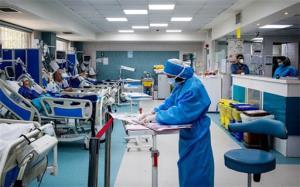 کادر درمانی بیمارستانهای اهواز جوابگوی انبوه بیماران کرونایی نیست