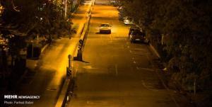 محدودیت تردد شبانه در البرز همچنان ادامه دارد