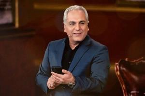 دلیل ابراز احساسات نکردن مرد ها جلو خانم ها از زبان مهران مدیری