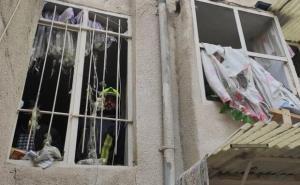 نخستین حادثه چهارشنبه آخر سال در مشهد و مجروحیت ۲ نوجوان