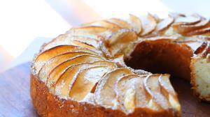 کیک سیب و دارچین دلچسببرای روزهای خاص