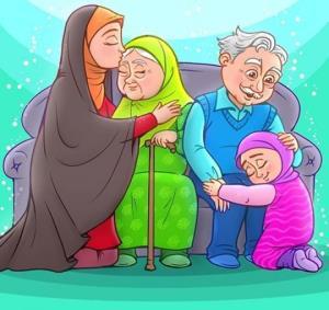 حکمت/ آیا می توان به پدر و مادر بعد از فوت آنها نیکی کرد؟