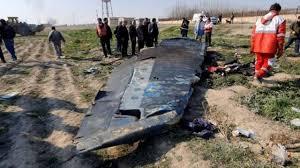 تکذیب ادعایی درمورد هواپیمای اوکراینی