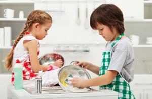 چگونه فرزندمان را مسئولیتپذیر سازیم؟