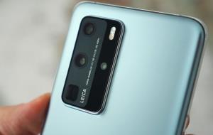 دوربین هواوی بزرگترین سنسور را بین گوشیهای موبایل دارد