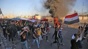 اوضاع ذی قار عراق همچنان ناآرام است