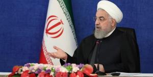روحانی: مردم در این 3 سال، علیوار در مقابل مشکلات ایستادگی کردند
