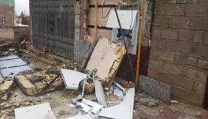 زلزله «سیسخت» مردم را آواره کرد