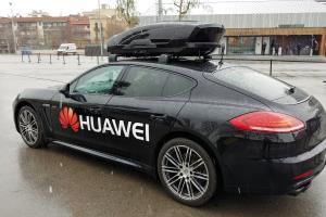 اولین خودروی الکتریکی هواوی بزودی روانه بازار میشود
