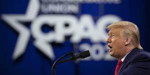 غیبت چهرههای مخالف ترامپ در کنفرانس سالانه جمهوریخواهان