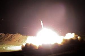 انتشار تصاویر جدید از حمله موشکی سپاه به پایگاه عینالاسد توسط رسانههای آمریکایی