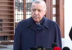 اردوغان: ارتش ارمنستان حق ندارد در سیاست دخالت کند