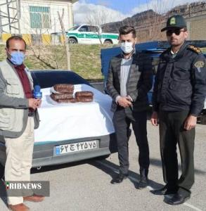 کشف بیش از ۱۳ کیلو تریاک در جاده یاسوج- اصفهان