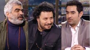 خاطره بامزه سروش صحت از سقوط جواد عزتی!